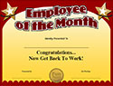 Funny Employee of the Month