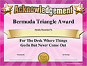 Funny Recognition Awards