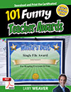 76 Funny Teacher Awards