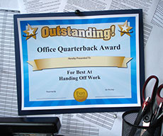 Funny Office Award