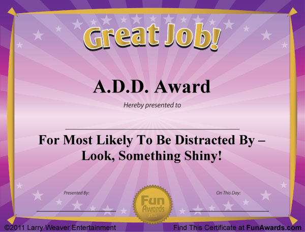 Funny award certificates 101 funny certificates to give for Free funny certificate templates for word
